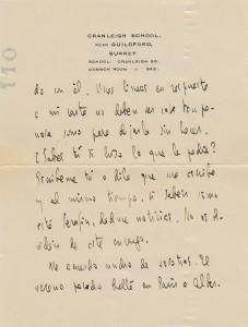Carta Cernuda texto III