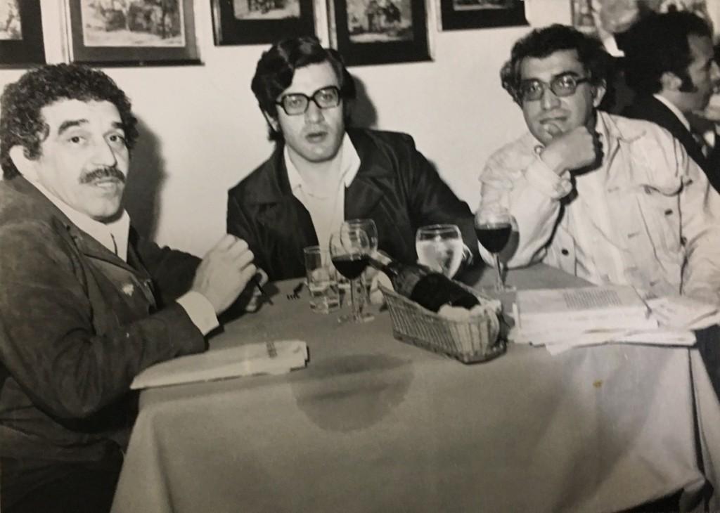 69.-Gabriel-García-Márquez-José-Emilio-Pacheco-y-Carlos-Monsiváis-hacia-1970